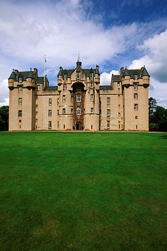 Fyvie Castle, Abedeenshire, Scotland (0)