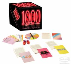 1000 Sex Games #card-games #naughty