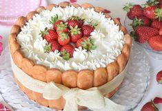 Tiramisu aux fraises avec Thermomix,recette d'un délicieux et joli tiramisu bien fruité, facile à réaliser pour un dessert frais printanier ou estivale et parfait pour épater vos convives.