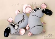 Handmade Polymer Clay, Handmade Toys, Felt Crafts, Fabric Crafts, Toys For Girls, Kids Toys, Best Baby Gifts, Felt Mouse, Polymer Clay Animals