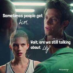 Kyle Harris and Emma Ishta in Stitchers. (I do NOT own this picture- all credit to whoever does) Go CAMSTEN!
