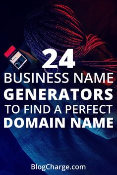 A good brand name gives you an edge over other competitors as customers are more likely to remember your business name and visit again. Check out our collection of top 24 tools to find the Find A Business Name, Business Names, Business Tips, Online Business, Company Name Generator, Email Marketing, Affiliate Marketing, Blog Love