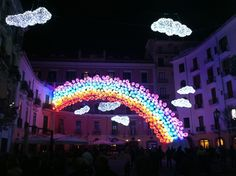 Salerno, Luci d'Artista