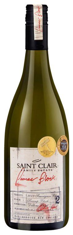 #wine #packaging – Saint Clair Estate, NZ
