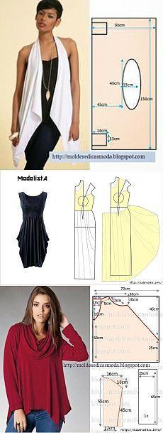 одежда бохо выкройки - Поиск в Google