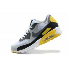 High-Quality Nike Air Max 90 Hyperfuse Women White light yellow