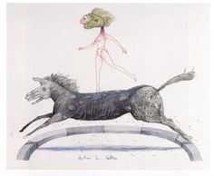 Alan E. Cober  Art of Barbi e Handy Horse  | Flickr