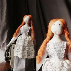 Diy Toys, Victorian, Autumn, Dolls, Dresses, Fashion, Baby Dolls, Vestidos, Moda
