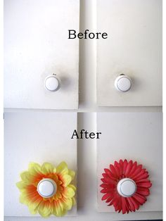 A frugal DIY to facelift your kitchen cabinets for pennies.