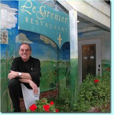 Le Grenier French Restaurant | Best food on Martha's Vineyard. Vineyard Haven, Martha's Vineyard, Places To Eat, Places Ive Been, Restaurant Photos, French Restaurants, Sweet, Funny, Food