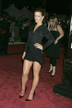 Kate Beckinsale en Tacones  stilletos de 15cm.