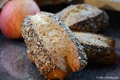 Hafer-Baguettebrötchen / Brotdoc