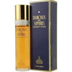 ac923c52b8 Diamonds   Sapphires By Elizabeth Taylor Edt Spray 3.3 Oz