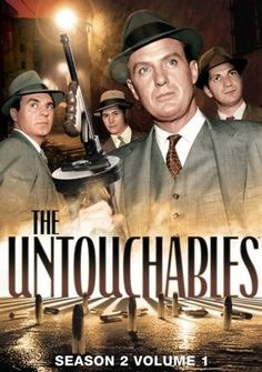 The Untouchables is a crime drama that ran from 1959 to 1963 on ABC. Based on…