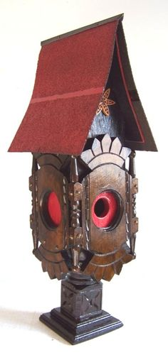 Japanese Garden Bird House  http://copious.com/listings/japanese-garden-bird-house