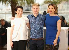 Anne Dorval Antoine-Olivier Pilon Suzanne Clément #festivaldecannes #Mommy Cannes Film Festival, Olive Tree