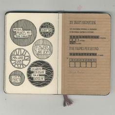 Art Journal Pages, Art Journals, Journal Ideas, Pretty Words, Pretty Art, Art Diary, Mandala Pattern, Bullet Journal Inspiration, Art Sketchbook