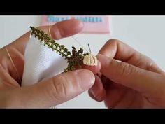 Çeyizlik Tığ Oyası Yapımı - YouTube