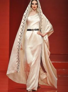 www.georgeshobeika.com, Georges Hobeika, Abaya, bisht, kaftan, caftan, jalabiya, Muslim Dress, glamourous middle eastern attire, takchita