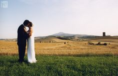 South of Pienza, Tuscany