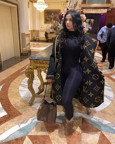 Boujee Outfits, Cute Swag Outfits, Classy Outfits, Stylish Outfits, Black Girl Fashion, Look Fashion, Winter Fashion Outfits, Autumn Fashion, Looks Black