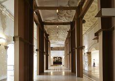 Theaster Gates transforms Chicago bank into arts centre