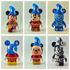 Sorcerer Mickey Collection