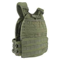 5.11 Tactical TacTec Plate Carrier, Tactical OD Green