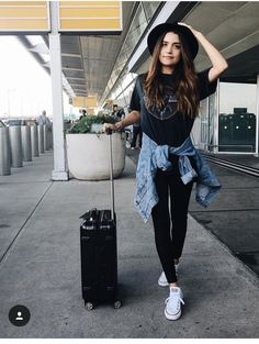 #travel Outfit