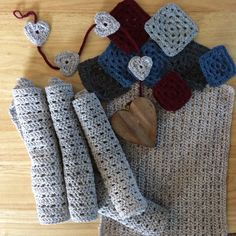 Addicted to crocheting - Eve-entually Fingerless Gloves, Arm Warmers, Crocheting, Eve, Fashion, Fingerless Mitts, Crochet, Moda, Fashion Styles