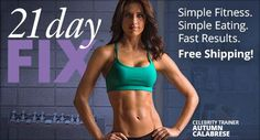 21 day fix review Diet And Exercise Plan