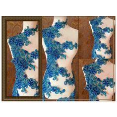 Kebaya biru By.kebayaNai Model Kebaya, Doll, Couture, Sewing, Lace, Dressmaking, Puppet, Stitching, Dolls