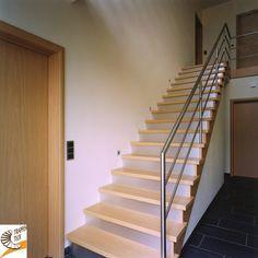 Moderne trap van trappen teck www a a team kontich moderne trappen pinterest van - Moderne trapmodel ...