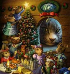 Everybody loves Christmas