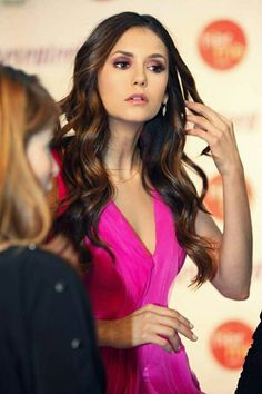 Nina Dobrev ll The Vampire Diaries