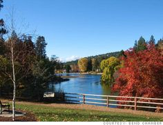 I hated working in Bend, but loved living there. I'd love to go back to visit