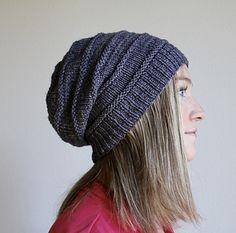 Favorite Knit Slouchy Hat