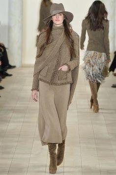 Ralph Lauren ready-to-wear autumn/winter '15/'16 - Vogue Australia