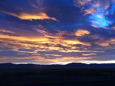 Beautiful Carson Valley Sunrise
