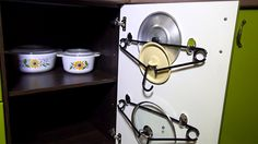 Today I'll show you a kitchen life hack how to make useful a kitchen door using coat hangers. A little crazy but funny idea for kitchen ;))