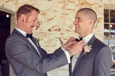 Briggins Menswear Groom Wedding Suit Groomsmen | One Fine Day