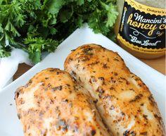 Baked Honey Mustard Chicken ‹ Hello Healthy