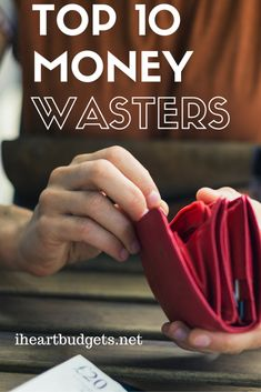 10 Things People Waste Money On