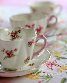 Aiken House & Gardens: Preparing for the Vintage Tea Party