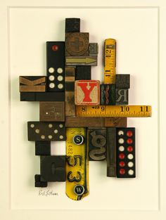 Rod Lathim: Writer, Director, Producer, Consultant | Assemblage Art