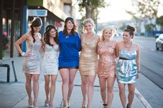 Love this NYE bachelorette party!