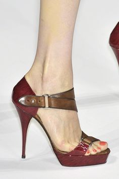 Oscar de la Renta at New York Spring 2010 (Details)