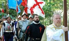450th Anniversary Founding Day Commemoration | St. Augustine, FL