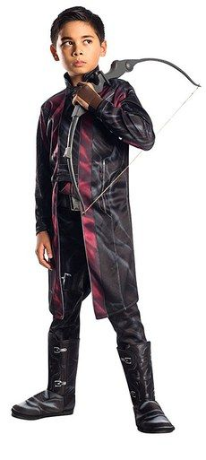 Avengers 2 Deluxe Hawkeye Child Costume - Got your hawk eyes on the perfect costume? We have it right here with the officially licensed Avengers 2 Deluxe Hawkeye Child Costume. Diy Superhero Costume, Halloween Costumes For Kids, Superhero Ideas, Halloween Ideas, Hawkeye Bow And Arrow, Bow And Arrow Set, Boy Costumes, Super Hero Costumes, Children Costumes