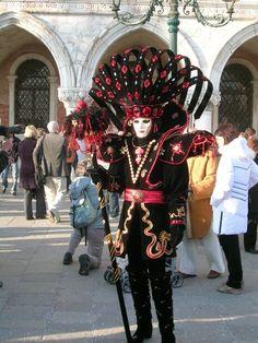 Carnivale Venice 2009